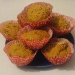 Hirse-Süßkartoffel-Muffins