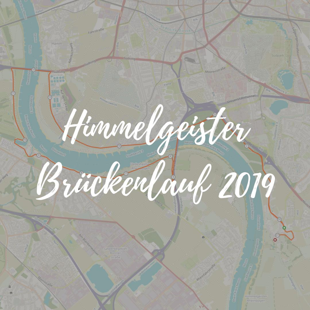 Himmelgeister Brückenlauf 2019
