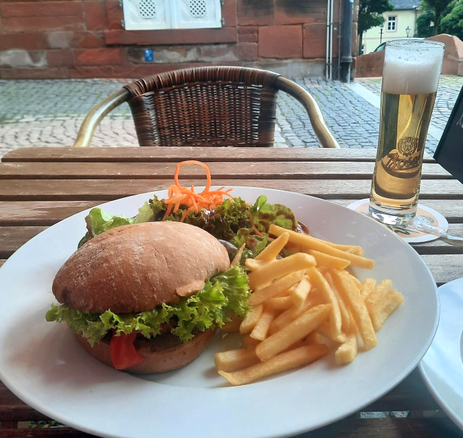 Post-Marathon-Burger